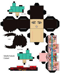 Cubee Fold Out by Sibelley