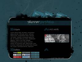 Layout Beta Version 1.0 by SkinnersArt