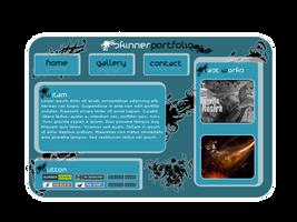 Layout Beta Version 2.0 by SkinnersArt