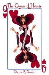 Queen of Hearts by animatorsc
