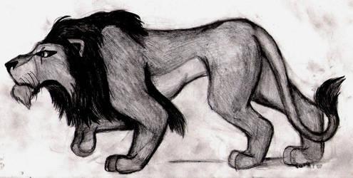 The Art of Stalking by roamingtigress