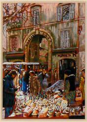 Le passage agard by Martine-m-richard