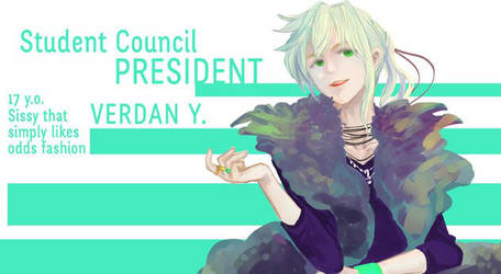 Verdan Y by mokuban