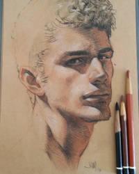 portrait study by Jamesonarts