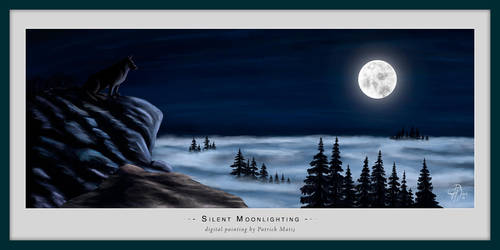 Silent Moonlighting by NedLand