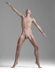 Dancing boy 2 by Ewoud57