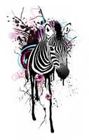 Zebra by Ferne-M