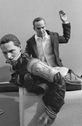 Bad boy Loki needs to be punished by 1925Filatov