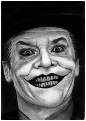Joker's grin by szog88