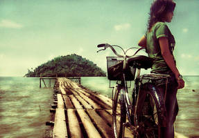 my bike by K-ZHA-MAULANA
