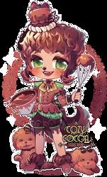 [Adopt] Cozy Cocoa by Starlipop
