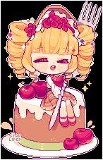 Cherry Ann by Starlipop