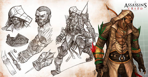 Assassin's Creed - Brazil by UBP-777