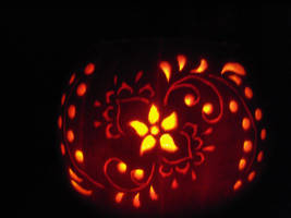 pumpkin henna by sharontaylor