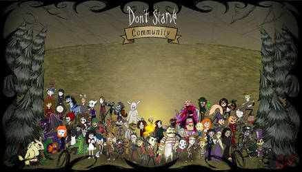 Don't Starve: Community Collaboration by DreamWithinTheHeart