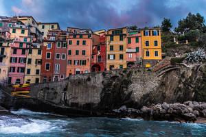 Cinque Terre by f-i-g-m-e-n-t