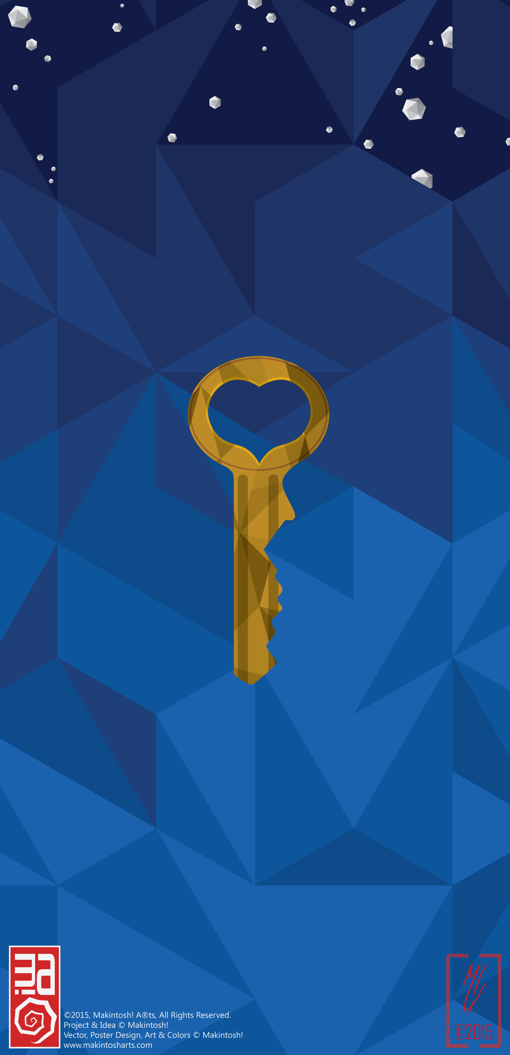 Key to Her Stars by Makintosh91