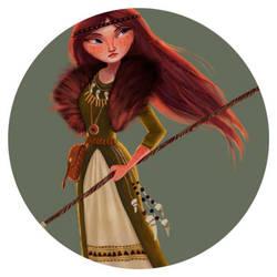 Lady Viking by karlyjade