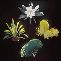 Plant Studies 01 by karlyjade