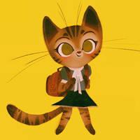 Meow by karlyjade