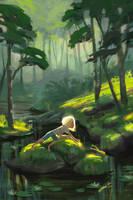 The Creek by karlyjade