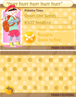 PKMNC - Application *new* - Onion by tritn
