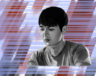 ..to the beautiful you - Kang TaeJoon.. by HailieM
