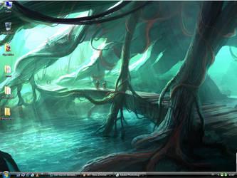 My Desktop by Lee-nus
