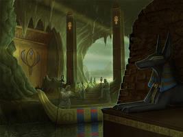 Cavern of the Underworld by MichaelJaecks