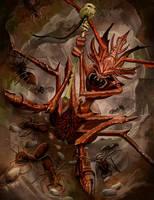 Mythic Bugs Formian Queen Jaecks QP FB by MichaelJaecks