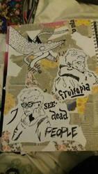 FMP sketchbook page~ by abstars
