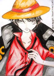 Luffy by bem10