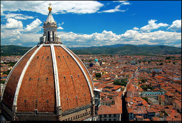 dome of florence by silentmode