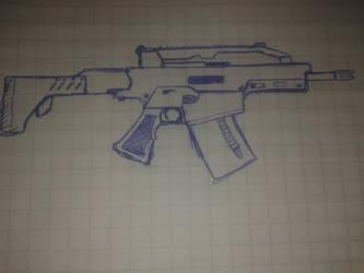 G36 modified by olimacrostt