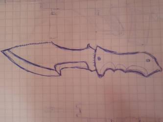 the knife by olimacrostt