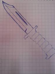 another knife by olimacrostt