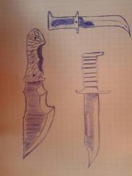 knifes by olimacrostt
