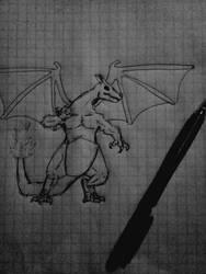 charizard 2 by olimacrostt