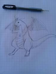 dragonite by olimacrostt