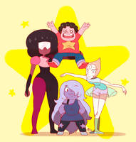 Steven Universe by RanchingGal