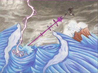 Sirus vs Team Shockwave pt 2 by adudenamedjoshd