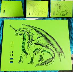 .: Dragon :. by tanya1