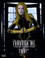 Black Canary by tsbranch