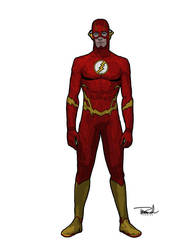 The Flash by tsbranch