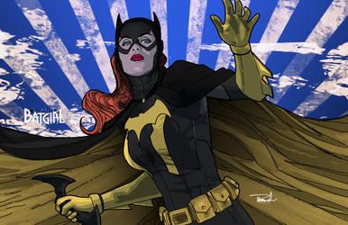 Batgirl 2014 by tsbranch