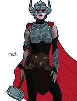 Thor by tsbranch
