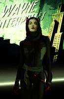 Catwoman -2017 by tsbranch