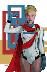 Power Girl 2018 by tsbranch
