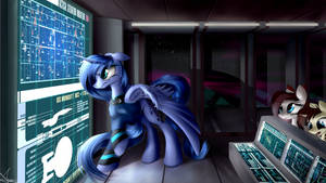 All Power to Photon Torpedoes!! by AurelleahFreefeather