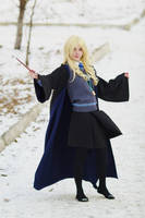 Luna Lovegood - Harry Potter by Hoteshi